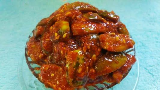 Mekkekayi Pickle, Ivy Gourd Pickle