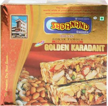 Sadanand Sweets Golden Karadantu