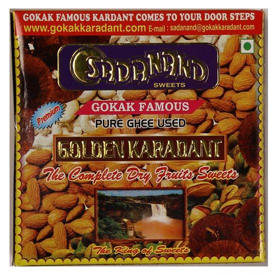 Sadanand Sweets Premium Golden Karadantu