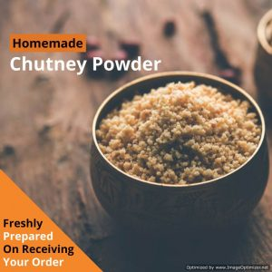Home made Chutney Powders