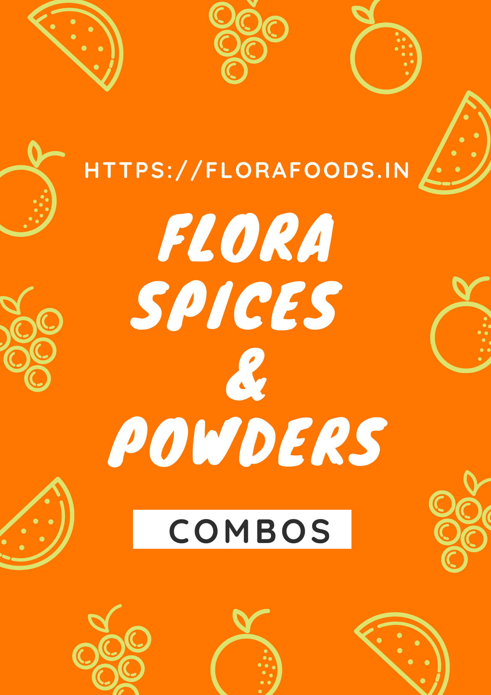 FloraBox - Spices and Powders