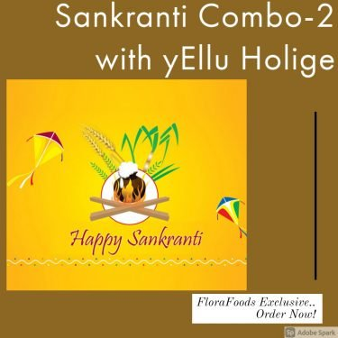 Sankranti Combo with yEllu Holige