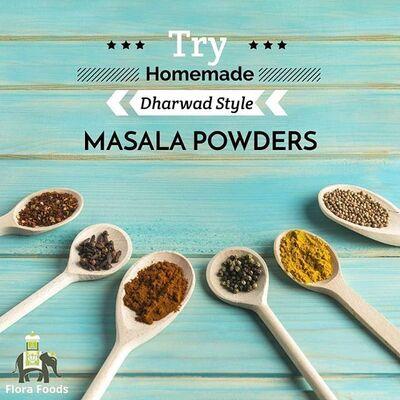 Dharwad Style Masala Powders