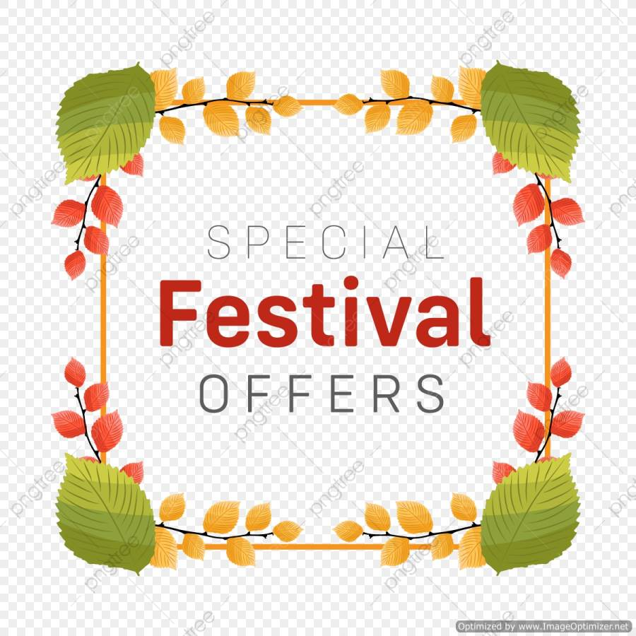 Festival Special Offers at FloraFoods