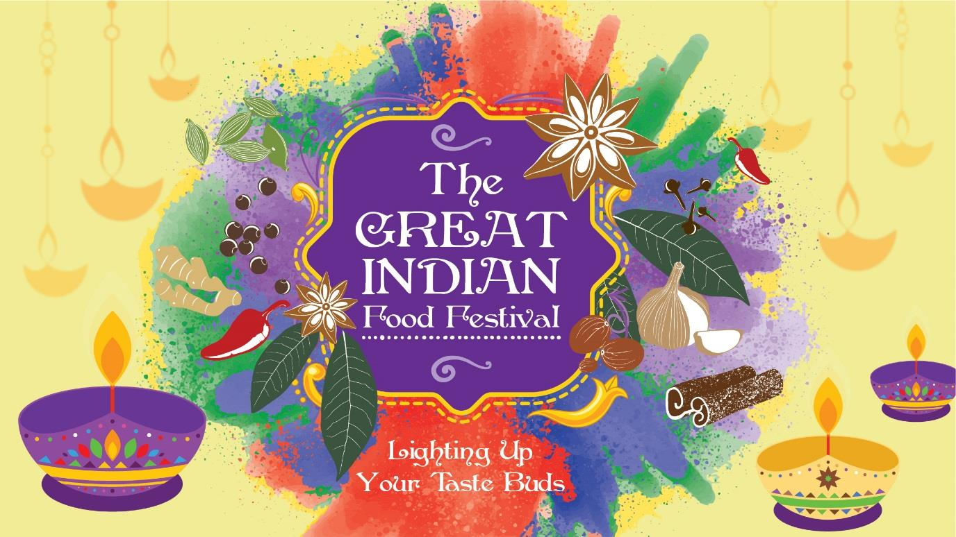 Great Indian Food Festival @ FloraFoods