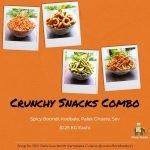 Super Saver Pack - Crunchy Snacks Combo