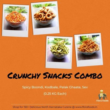 Super Saver Pack - Crunchy Snacks Combo