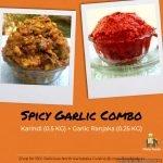 Money Saver Combo - Spicy Garlic