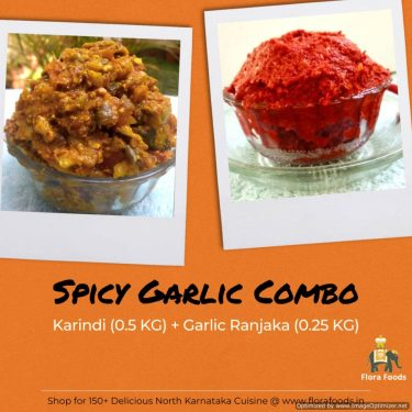 Money Saver Combo - Spicy Garlic