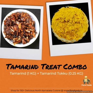Tamarid + Tokku = Tamarind Treat Combo