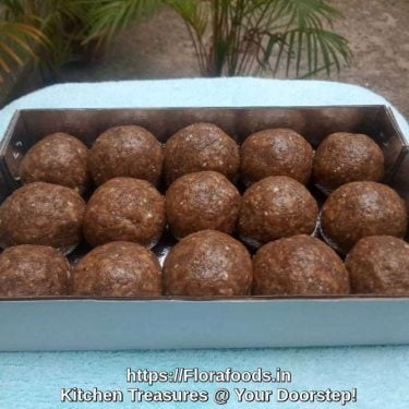 Exotic Methi Laddu