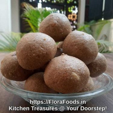 Multi Millet Laddu on FloraFoods