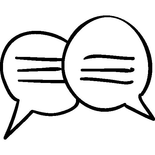 chatting-speech-bubbles-hand-drawn-bubbles-couple