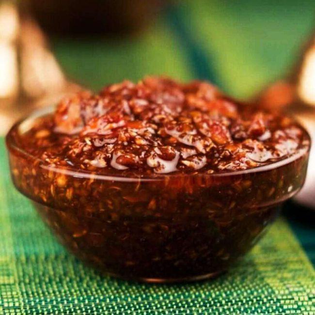 Gor Keri Gujarati Mango Jam Pickle