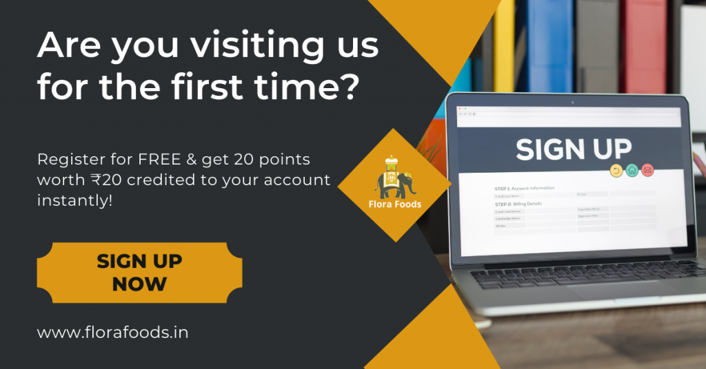 Signup & Earn 20 Points