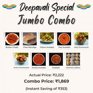 Deepavali Special Jumbo Combo