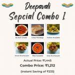 Deepavali Special Combo 1 - FloraFoods